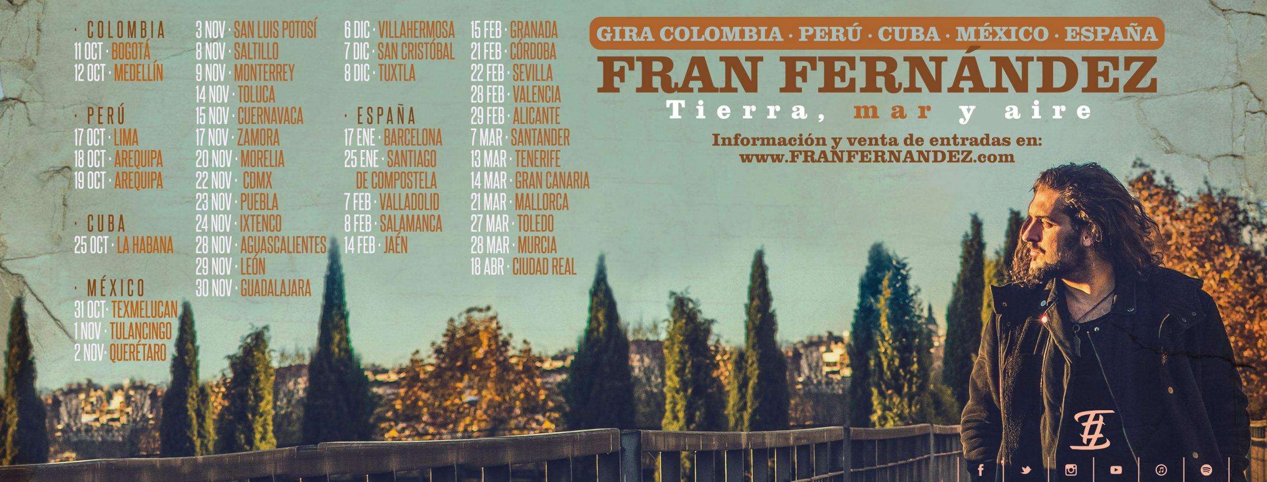 gira mex 2019 FF